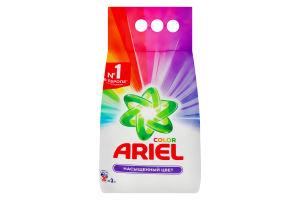 Порошок стиральный Ariel Automat Color&Style м/у 3кг
