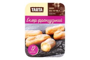 Пирожные заварные мини Эклеры французские Tarta к/у 12х12г