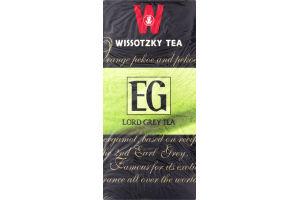 Wissotzky Tea Lord Grey Tea Bags - 25 CT