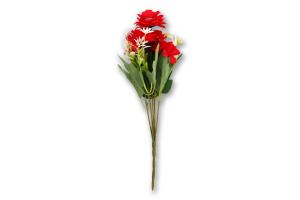 Н-р Букет искусственный цветы 5 шт в ассорт Y*-1