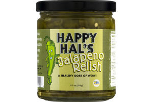 Happy Hal's Jalapeno Relish