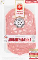 Ковбаса варена Любительська М'ясна Гільдія в/у 0.1кг
