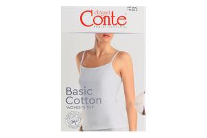 Топ жіночий Conte elegant Basic Collection №LT2019 170-88/S natural