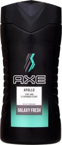 Гель для душу Apollo Galaxy Fresh Axe 250мл