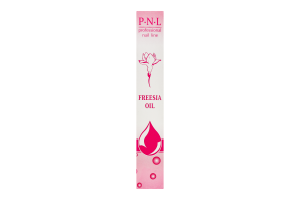 PNL олія для нігтів та кутикули фрезія 4,5мл 421