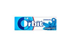 ORBIT Солодка м'ята жувальна гумка (10под)