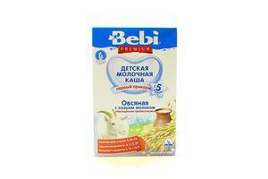 Каша Kolinska Bebi вівсяна з козиним молоком та пребіотиком 200г