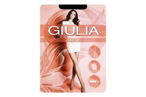 Колготки жіночі Giulia Like 40den 3-M nero