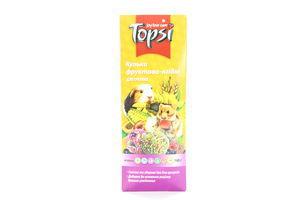 Шарики для грызунов фруктово-ягодные Topsi 140г