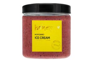 Морозиво Honey Веган Лохина-лайм 300г