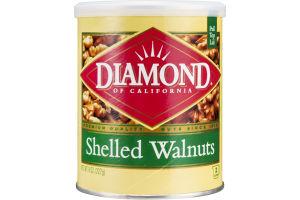 Diamond Shelled Walnuts