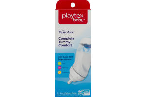 Playtex Baby Vent Aire Complete Tummy Comfort Bottle