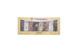 Туррон El Almendro Selection