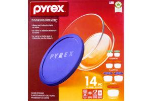 Pyrex 14 Piece Glass Storage Set