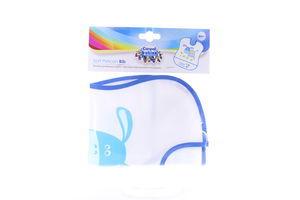 Нагрудник детский пластиковый мягкий №2/919 Canpol Babies 1шт