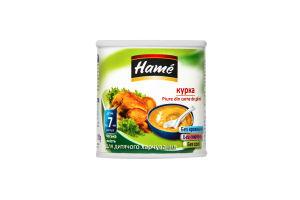 Пюре для детей от 7мес Курица Hame ж/б 100г
