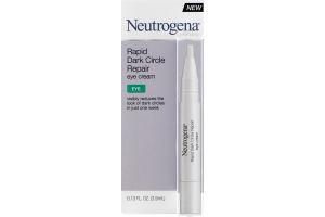 Neutrogena Eye Cream Rapid Dark Circle Repair