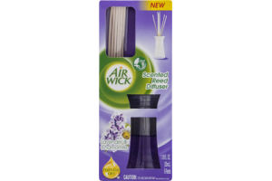 Air Wick Scented Reed Diffuser Lavender & Chamomile