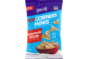 PopCorners Minis Corn Chips Snickerdoodle Drizzle