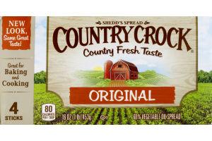 Country Crock 60% Vegetable Oil Spread Original