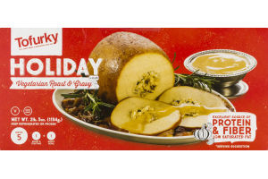 Tofurky Holiday Vegetarian Roast & Gravy