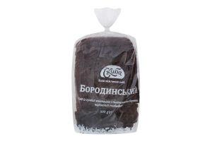 Хлеб нарезной Бородинский Скиба м/у 500г