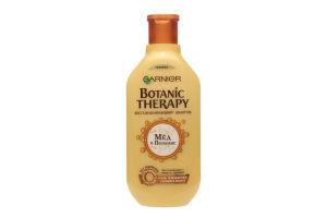 GAR_Ботанік Терапі шампунь 400 мл Мед і Прополіс для дуже пошкодженого та посіч. волосся