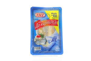 Сельдь филе в масле К картошке Vici п/у 240г