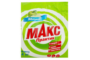 П/п Макс Практик яблуко 2,4кг