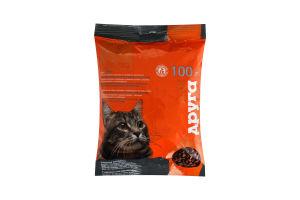 Корм сухой для кошек с курицей Для Друга O.L.KAR. м/у 100г