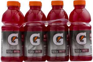 Gatorade Fierce Fruit Punch + Berry - 8 PK