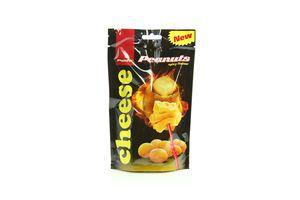 Арахис жареный со вкусом сыра Punch м/у 100г