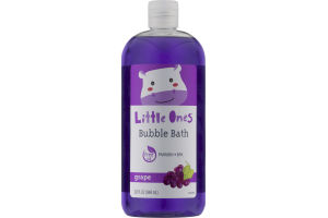 Little Ones Bubble Bath Grape