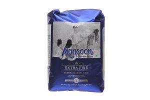 Рис Monsoon Супер Басмати длиннозерный
