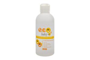 """Гель-шампунь """"EcoBaby 0+3"""" з екстр ромашки та олією пшениці 250мл /Acme/"""