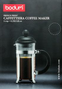 Кофейник Bodum Caffettiera фр-пресс 0.35л 06300026