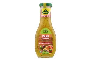 Соус салатный с душистыми травами Итальянский Kühne с/бут 250мл
