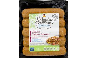 Nature's Promise Chicken Sausage Chorizo