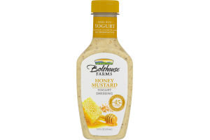 Bolthouse Farms Honey Mustard Yogurt Dressing