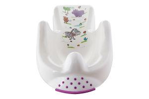 Кресло д/ванны детское Keeper функция п/скольж бел
