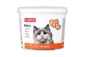 Добавка пищевая для кошек и котят с 6-недельного возраста Kitty's Mix Beaphar 525г