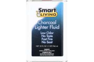Smart Living Charcoal Lighter Fluid