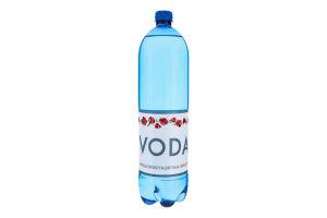 Вода питна сильногазована Карпатська високогірна джерельна Voda UA п/пл 1.5л
