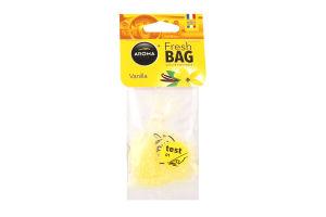 Ароматизатор повітря для автомобіля Vanilla Fresh Bag Aroma Car 20г
