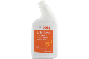 Guaranteed Value Toilet Bowl Cleaner
