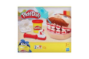 Набір для творчості для дітей від 3років з пластиліном №E4902 Play-Doh 1шт