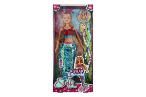 Іграшка для дітей від 3років №5733330 Лялька Swap mermaid Steffi Love 1шт