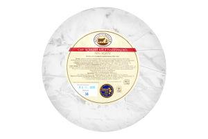 Сыр 50% мягкий с паприкой Бри Pastourelle кг