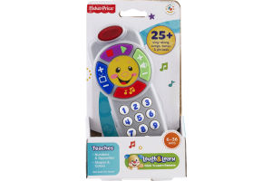 Fisher Price Click 'n Learn Remote