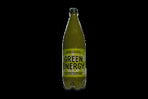 Напій енергетичний GreenEnergy 1л